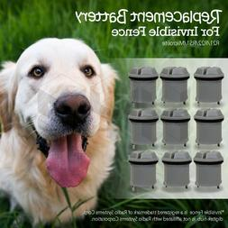 Replacement Battery for invisible Fence Dog Collar R21/R22/R
