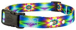 Country Brook Petz® Tie Dye Flowers Replacement Collar For