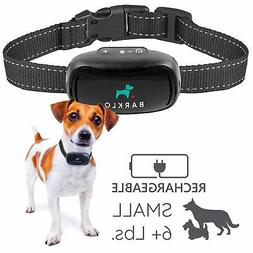 Small Dog Bark Collar For Tiny To Medium Dogs by BARKLO Rech