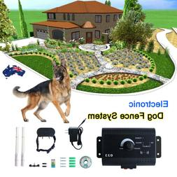 Eyes.sys Waterproof Underground Electric Dog Fence System Sh