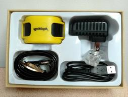 AngelaKerry GPS Wireless Electronic Pet Fencing System 800m