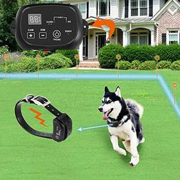 COVONO Invisible Fence Dogs,Underground Electric Dog Fence 6