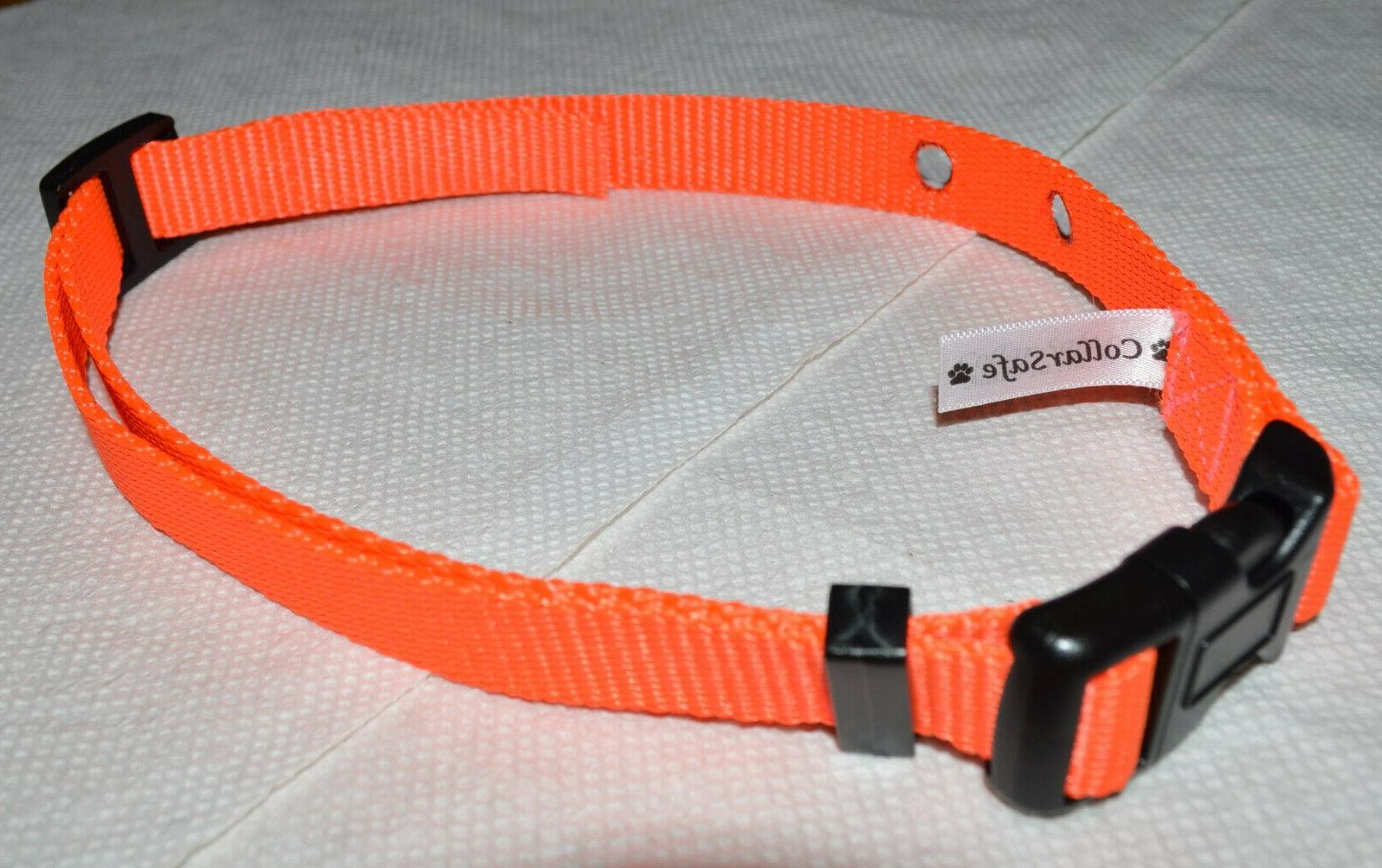 "3/4"" Nylon Collar FITS Wireless Fence PIF-275-19 PIF-300"