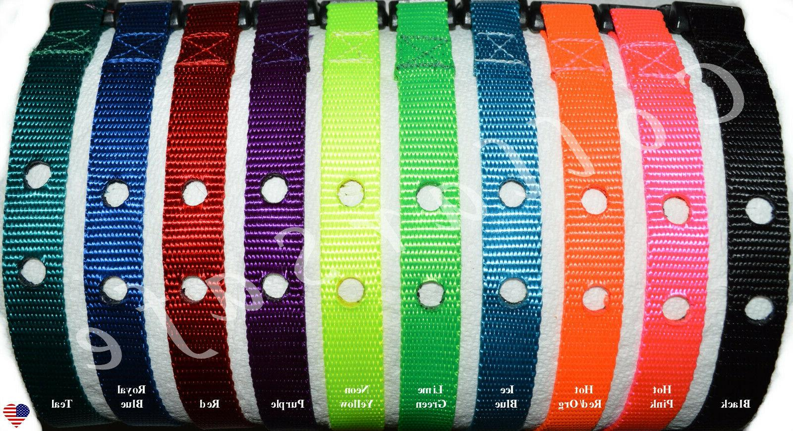 3 4 nylon replacement collar fits petsafe