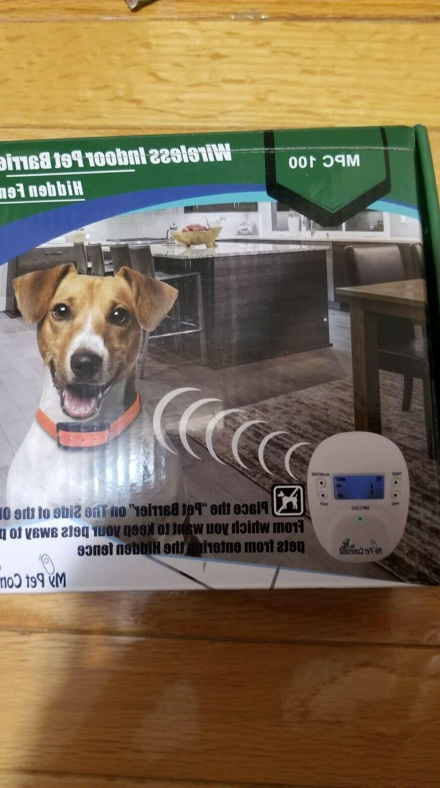 barrier fence for dogs and cats shock