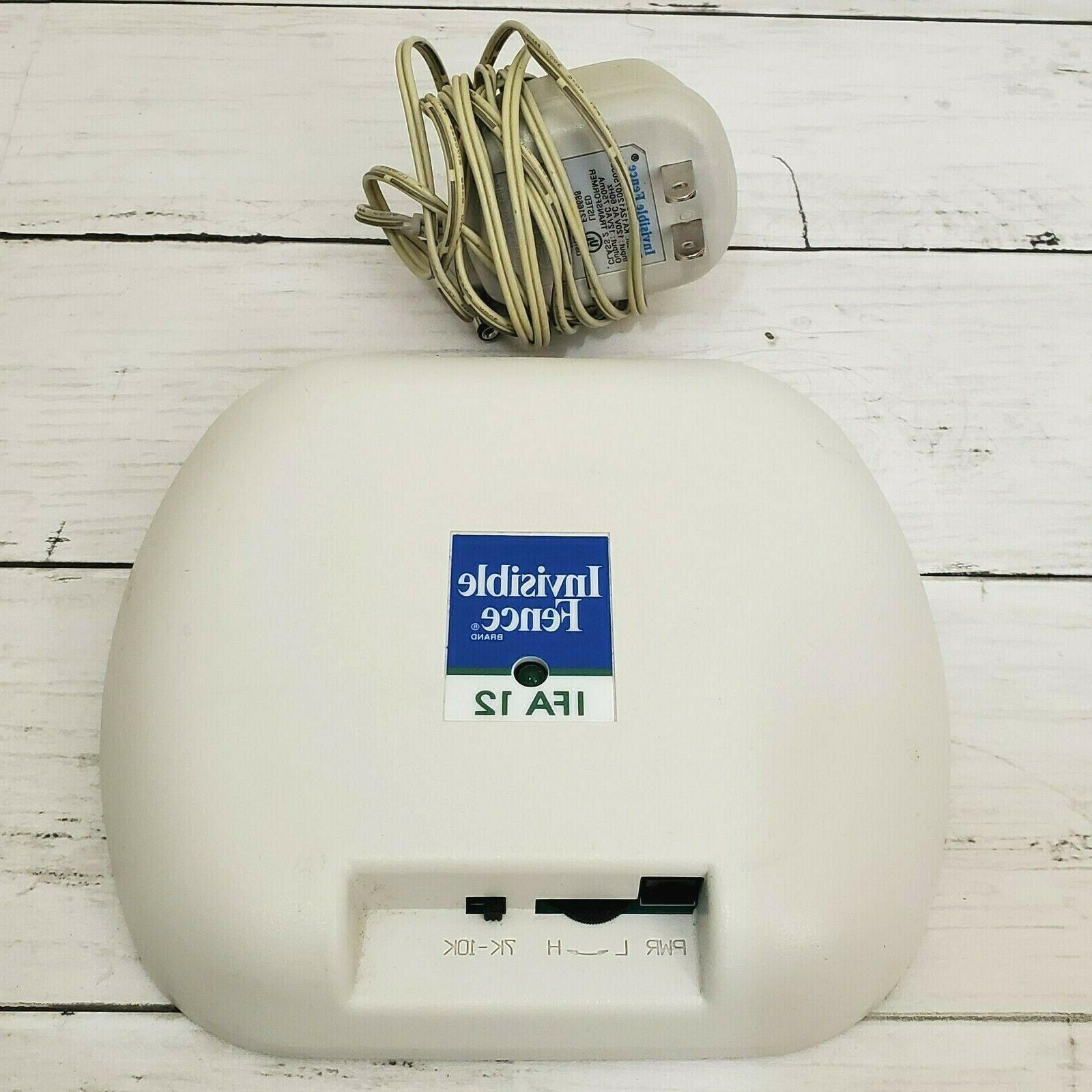 ifa 12 indoor wireless dog avoidance transmitter