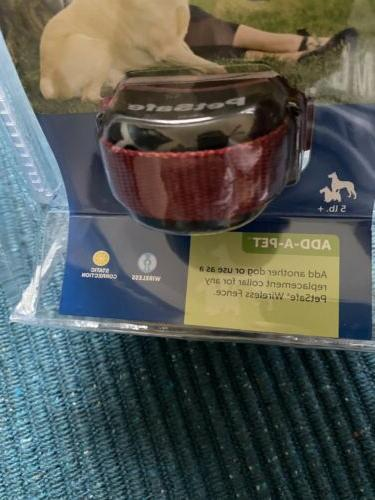 PetSafe Stay Play Wireless Fence Collar New
