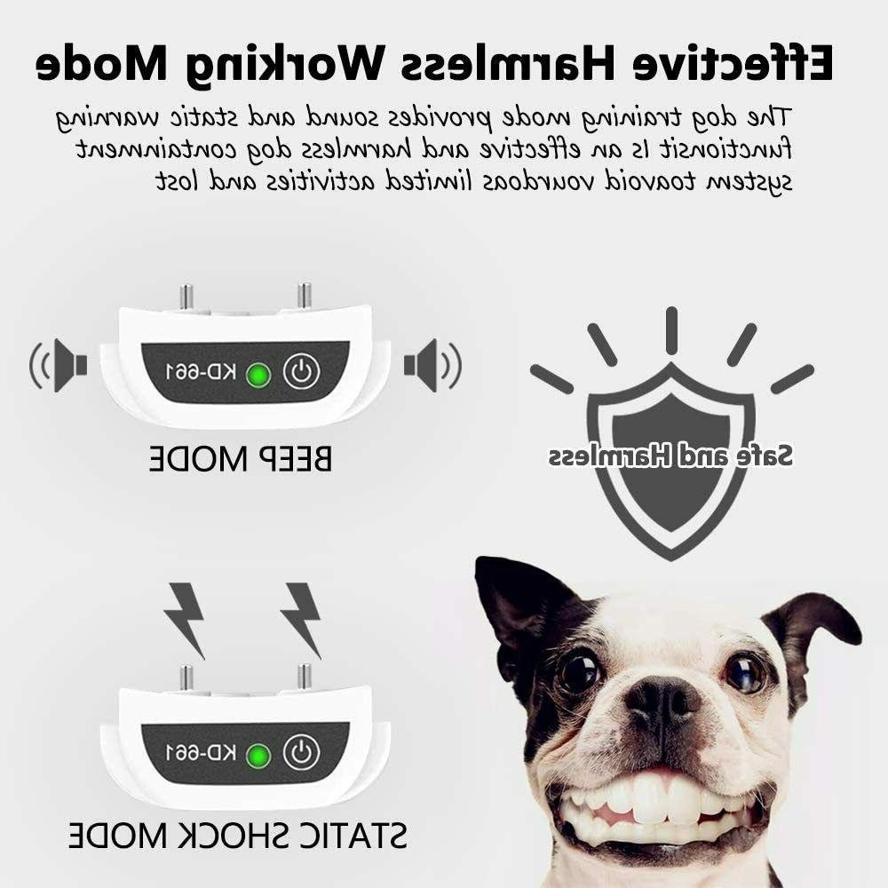 Wireless Containment Waterproof Collars