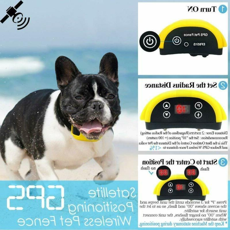 Wireless System Gps Outdoor System Rechargeable