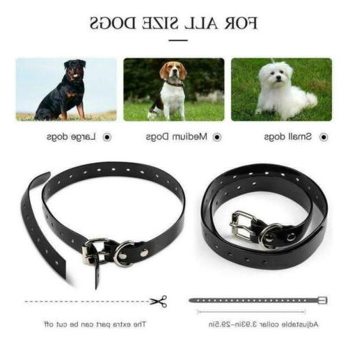 Wireless Electric Dog For 1/2/3 DogsPet Containment System Collars