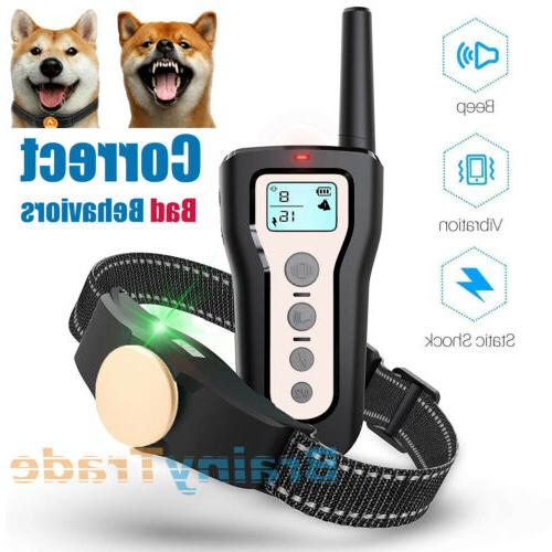wireless electric pet dog fence containment system