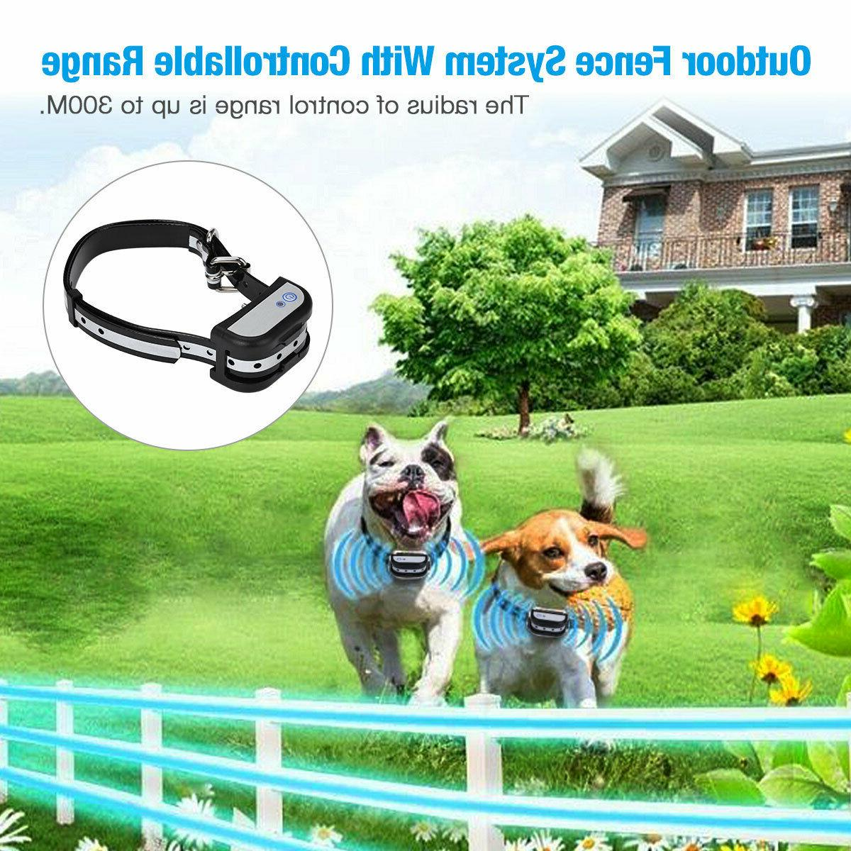 Remote Collar Electronic Containment Fence