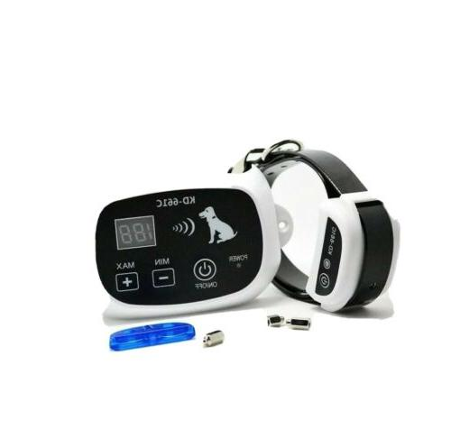 wireless remote dog fence system pet electronic