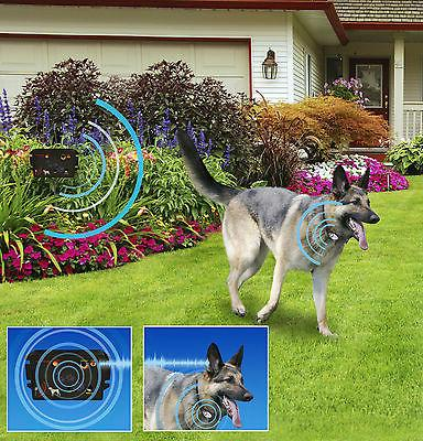 Yard Barrier Outdoor Sonic Dog & Cat Fence YB-1