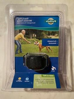 PetSafe Stay + Play wireless fence receiver dog collar PIF00