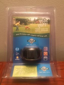New- PetSafe Stay + Play wireless fence receiver dog collar