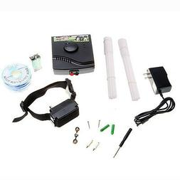 New Waterproof Electronic Wireless Pet Dog Fence System