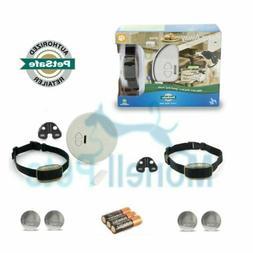 Petsafe Pawz Away ZND-1200 Wireless Indoor 2 Dog 1 Zone Barr