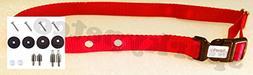 "PetSafe RFA 529 Accessory Kit & 3/4"" Strap with 2 Holes 1.25"