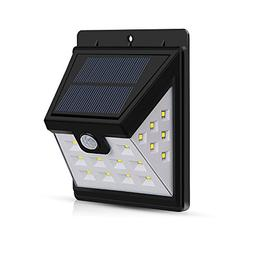 Solar Lights Outdoor, CHINFAI Wireless 22 LED Motion Sensor