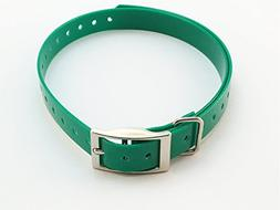 """Sparky PetCo 3/4"""" Replacement Dog Square Buckle Collar for G"""