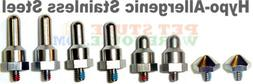 Perimeter Stainless Steel Contact Posts| Post Legnth| Long