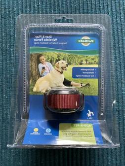 PetSafe Stay & Play Wireless Receiver Stubborn Dog Fence Col