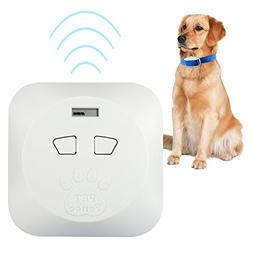 REN CHI Wireless Dog Fence Containment System - Pet Barrier