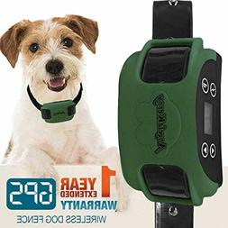 AngelaKerry Wireless Pet Dog Fence Containment System Rechar