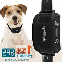 AngelaKerry Wireless Dog Fence System with GPS.G