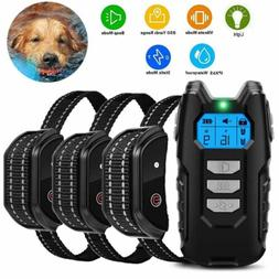 Wireless Electric Dog Fence Pet Containment System Shock Col