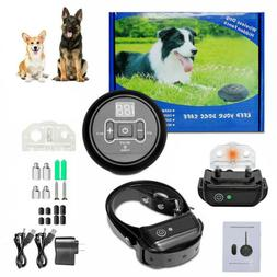 Wireless Electric Dog Pet Fence Containment System Transmitt