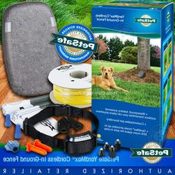 PetSafe YardMax Cordless In-Ground Dog Fence Battery Powered
