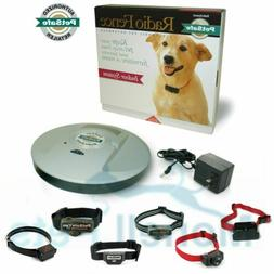 Petsafe ZIRF-100 Indoor Wireless Cat or Dog Barrier and Coll